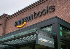 Amazon opened its first retail bookstore, in Seattle, in 2015. Photo: George Rose / Getty Images
