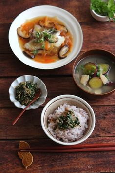 【カラダのための献立】肌の乾燥対策に。 / レシピサイト「Nadia   ナディア」プロの料理を無料で検索