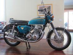1969 Honda Motorcycles CB 750 Four - 1969 Honda CB750 KO Sandcast | Classic Driver Market