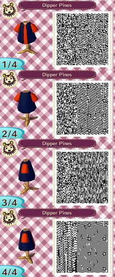 Red dress with mantel - Animal Crossing New Leaf QR code - Animal Crossing and qr codes - Animal Crossing Memes, Animal Crossing Qr Codes Clothes, Animal Crossing Pocket Camp, Gravity Falls Costumes, Akatsuki Cloak, Acnl Paths, Motif Acnl, Ac New Leaf, Naruto