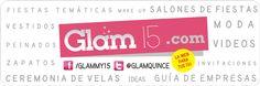 Glam15.com todo lo que buscar para tus 15!!! Fiesta tematica, ceremonia de velas, ideas, zapatos, vestidos, salones de fiesta, invitaciones y mucho mas!