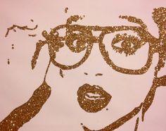 Glitter Tom Ford Ad.