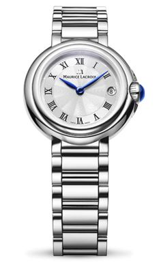 By introducing new line extensions to its famous and well established Fiaba collection, Maurice Lacroix intends to further strengthen its ladies portfolio with refreshing designs, colour combinations and dial finishings.