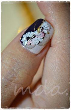 Mda nail, design, art, paint