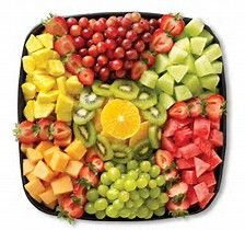 Image result for Fruit And Vegetable Trays Ideas