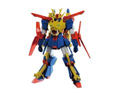 1/144 HG Build Fighters Tryon 3 - Gundam: Imported Model Kits 1/144 Kits