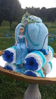 Cinderella with Carriage - Baby Mia Creations | Scott's Marketplace