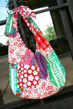 Sling Bag Tutorial - Easy Beginner project