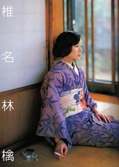 Shiina Ringo, Yukata, Winx Club, Lifestyle Photography, Tokyo, Kimono, Culture, Japan, Cactus