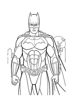 Batman Coloring Pages for Kids. 20 Batman Coloring Pages for Kids. Coloring Pages Free Batman Coloring at Getdrawings Robin Superman Coloring Pages, Avengers Coloring Pages, Free Kids Coloring Pages, Spiderman Coloring, Online Coloring Pages, Cartoon Coloring Pages, Animal Coloring Pages, Coloring Pages To Print, Coloring Book Pages