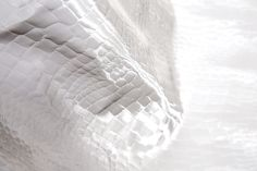 """The wire cloth """"leather"""" effect Lizard, borns mixing the formal severity of simply stainless steel wire mesh and the most minimal look of printed lizard. Application for curtains, partition wall, furnishing, panels, pillow, upholstery, scenery."""