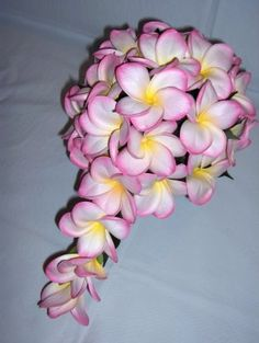 Image detail for -... wedding bouquet , cheap wedding bouquet , frangipani wedding bouquet