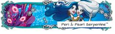 Peri & Pearl Serpentine | Monster High Characters | Monster High