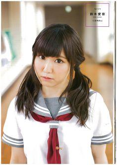 B.L.T._VOICE_GIRLS_Vol.27_- 鈴木愛奈 Aina Suzuki / 小原鞠莉 役:pined by kakbleu