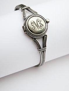 Locket Bracelet