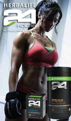 Herbalife 24 is for people looking to gain serious muscle and feel great doing!