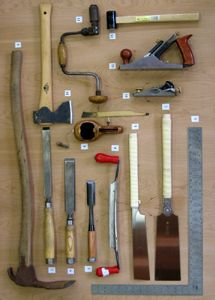 Woodworking Jointer, Green Woodworking, Woodworking Tips, Japanese Woodworking Tools, Carpentry Hand Tools, Joinery Tools, Timber Framing Tools, Japanese Tools, Timber Beds