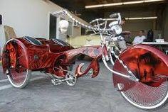 Resultado de imagen para lowrider trike bicycle