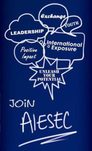 #AIESEC poster