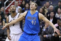 Dirk Nowitzki denkt noch nicht ans Aufhören http://www.us-sport-news.de/nba