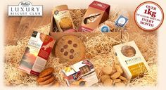 off a month's worth of luxury biscuits with iLoveMyGrub and Bakers Pantry! for over a kilo of biscuits. British Biscuits, Pantry, The Selection, Gingerbread, Nom Nom, Goodies, Presents, Luxury, Creative