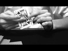 magic at the table. #cardistry #magic #cards