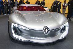 Foto - Renault TreZor: elementi di futuro