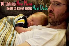 Babyproof Your Marriage: 10 Things New Moms Need to Know about New Dads — Nashville Marriage Studio