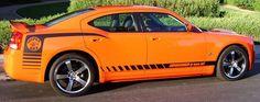 2009 Dodge Charger SRT-8 Super Bee