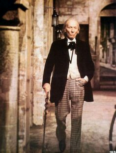 Doctor Who 1st doctor
