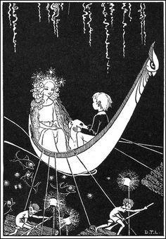 maudelynn:  Illustration by Dorothy Lathrop