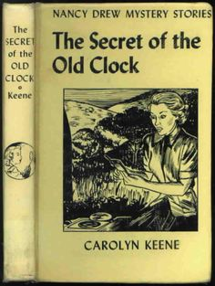 nancy drew old clock - Google Search