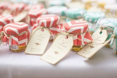 Cheap wedding favors honey or jam cheap wedding favors popsugar smart living photo 23 Wedding Favors And Gifts, Homemade Wedding Favors, Creative Wedding Favors, Inexpensive Wedding Favors, Cheap Favors, Diy Wedding Decorations, Jam Favors, Thank You Presents, Our Wedding