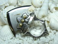Neo-Victorian Fighting Ring
