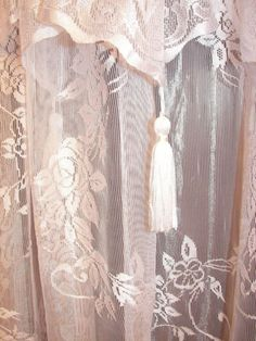 Beautiful Dutch Lace Curtains
