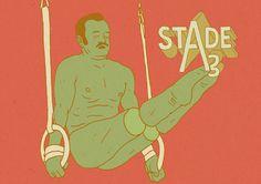 Stade 3 EP - Mr. Oizo
