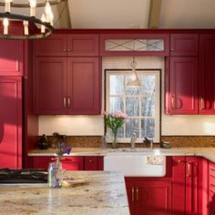 Beau Farmhouse Kitchen By New England Design Elements