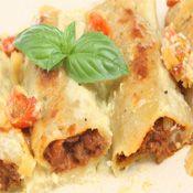 Hoy para comer, nada mejor que unos buenos Canelones, que me encantan  http://www.recetacanelones.com/
