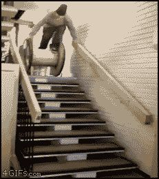 36 Painful GIFs of Idiots Hurting Themselves 21 Things, Good Things, Funny Things, Funny Stuff, Drunk Fails, Clean Funny Pictures, They See Me Rollin, College Humor, Tumblr Funny