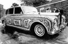 John Lennon's Psychedelic Rolls Royce - 1967