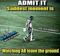 Cricket Sport, Cricket News, Ab De Villiers Photo, Ab Positive, Cricket Wallpapers, Crazy Fans, Virat Kohli, Jack Sparrow, Attitude Quotes
