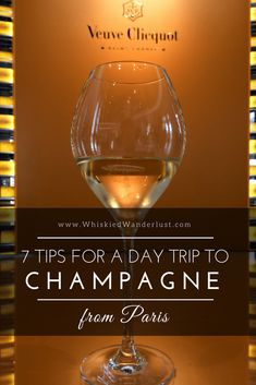 7 tips for a day trip to Champagne from Paris