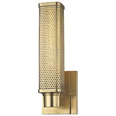Gibbs Wall Sconce by Hudson Valley Lighting at Lumens.com