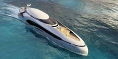 Who Said a Yacht has to Look Like a boat? 8/28/2011 /by @42concepts