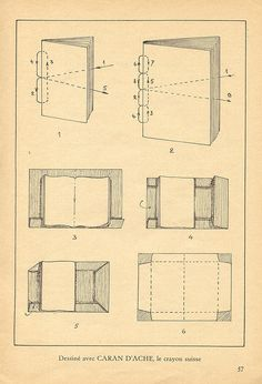 tm 23 by pilllpat (agence eureka), via Flickr. Bookmaking