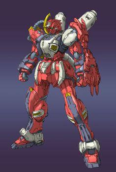 GUNDAM GUY: Awesome Gundam Digital Artworks [Updated 8/7/16]