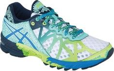 ASICS GEL-Noosa Tri™ 9 (Women's) - triathlon shoe idea for short-course (built-in sock, elastic laces, arch support...why not?