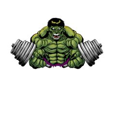 Check out this awesome 'Hulk%27s+Gym' design on TeePublic! http://bit.ly/1m0J3l8