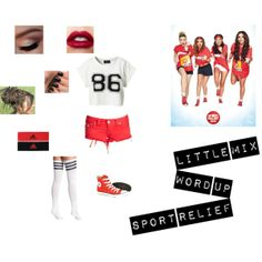 """""""Little Mix~Word Up"""" by shay-1d on Polyvore"""