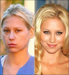 20 Hollywood Celebrities Caught Without Makeup -08